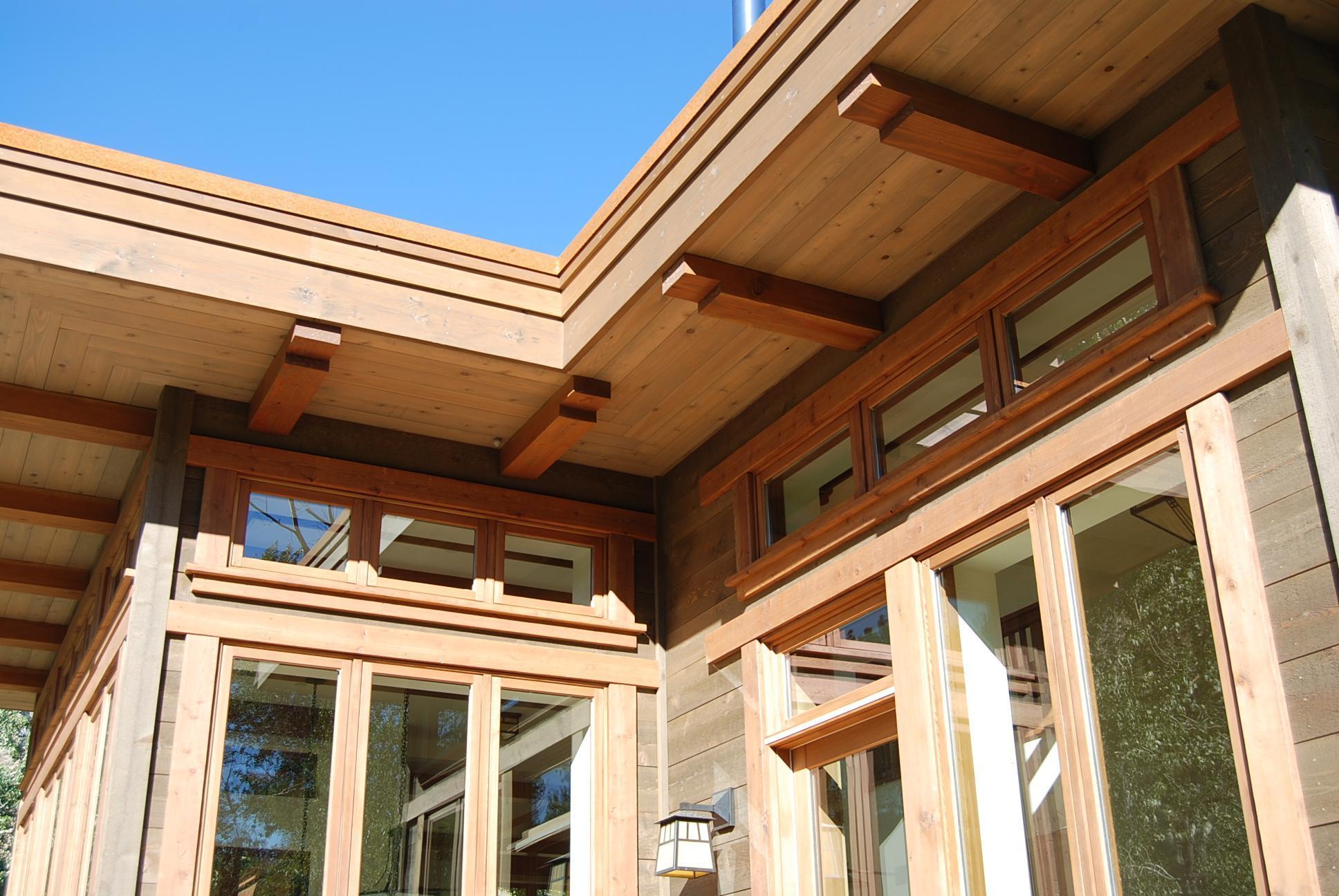 Roof Corbels